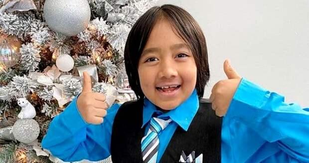 Самым высокооплачиваемым блогером 2020 года стал 9-летний ребенок