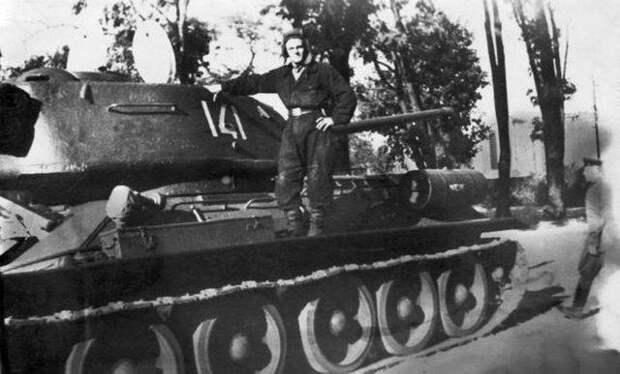 Николай Андреев. Герой-танкист Сталинградской битвы