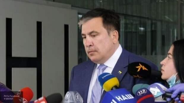 Политолог Апхаидзе: Саакашвили может спровоцировать конфликт между Украиной и Россией