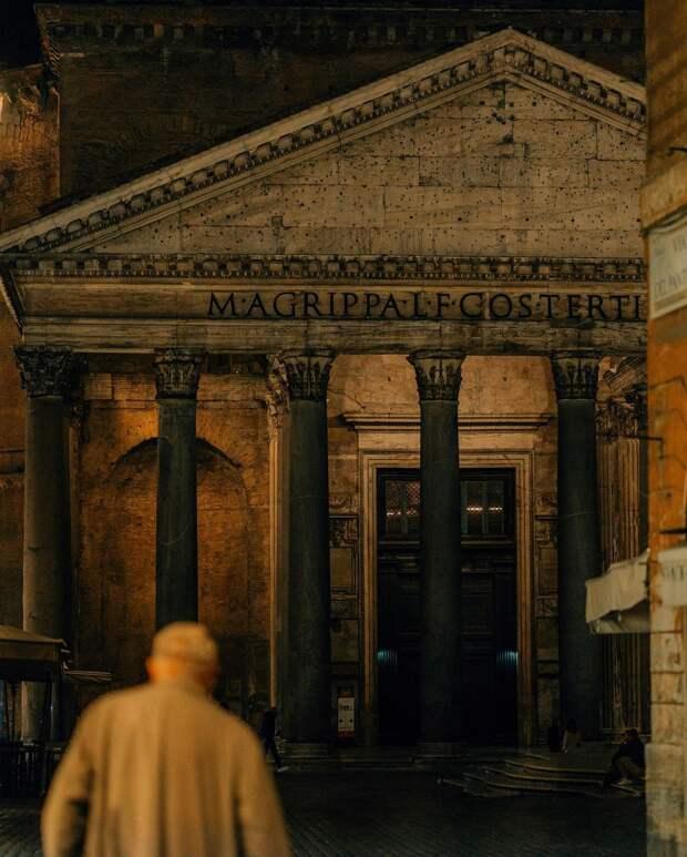 Симпатичные итальянские улочки на снимках Давида Ориккио