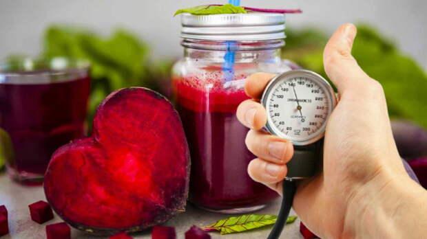 Высокое кровяное давление: три продукта способны снизить риск гипертонии