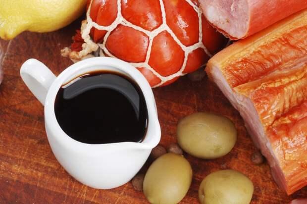луковая закуска к мясу