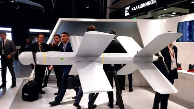 """В США перечислили неожиданные способы применения российских дронов""""Ланцет"""""""