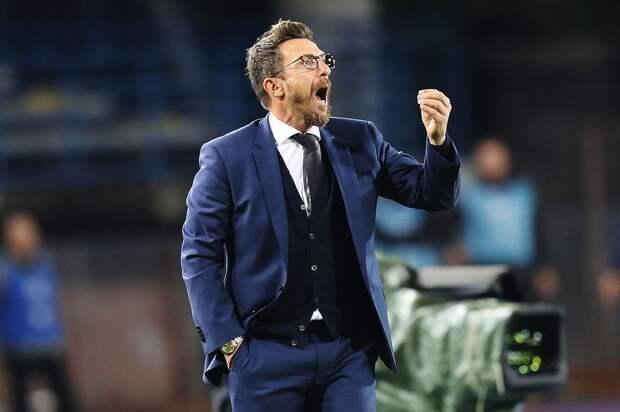 Ди Франческо стал главным тренером «Вероны»