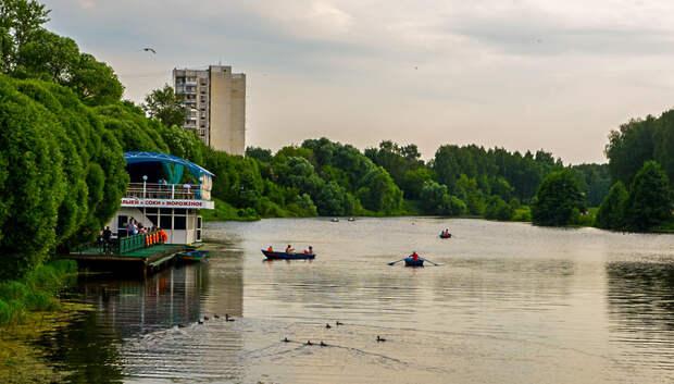 Выходные 19–21 июня в Подольске: открытие лодочной станции и «Свеча памяти»