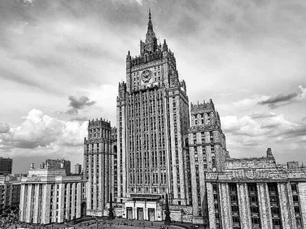 МИД РФ: Посольство США должно выполнить выполнить требование о запрете найма россиян до августа, на этом вопрос закрыт