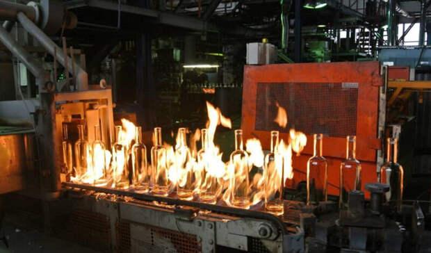 Вспор «РАСКО» и«Экспо Гласс» заАнопинский стекольный завод втянута местная полиция