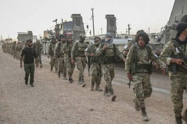 КВ: турецкий спецназ захватил город Рас Аль-Айн в Сирии
