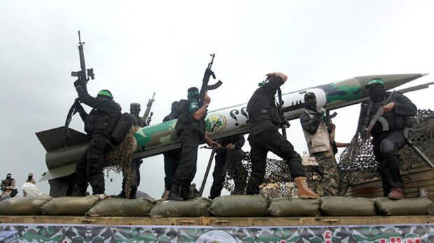 У ХАМАС есть несколько тысяч ракет для обстрелов Израиля ещё 2 месяца