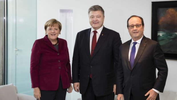 Голубая мечта свидомита: Киев может дать «пинок под зад» норманнам