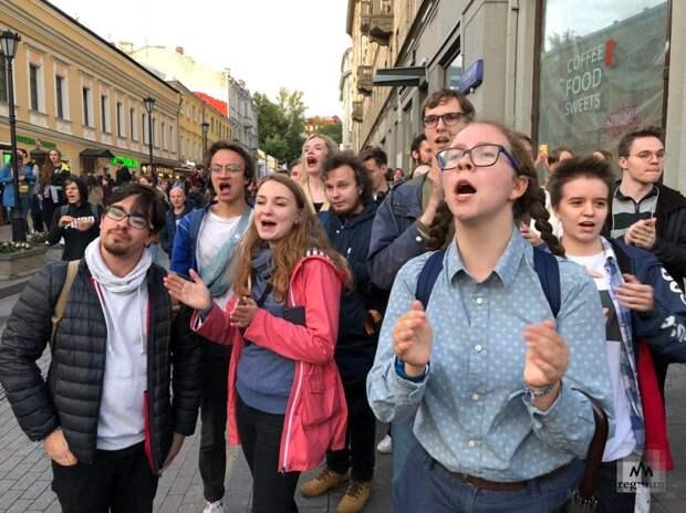 Нынешнее поколение оппозиционеров