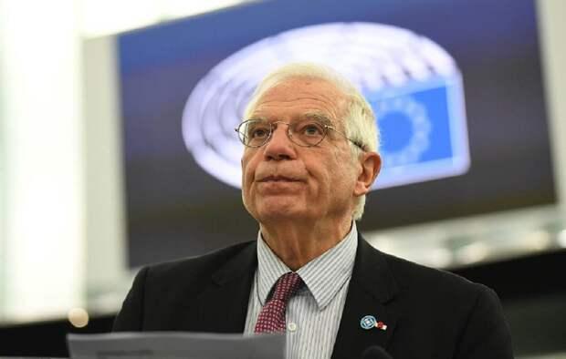 ЕС потребовал пересмотреть решение о списке антироссийских стран, назвав неправовым указ Путина