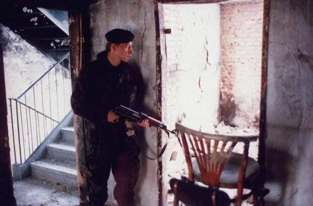 Фронтовые заметки из Вишеграда и Сараево русского добровольца в сербских войсках