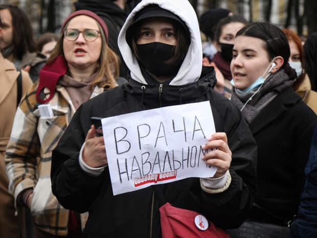 Независимые врачи изучили медицинскую документацию Навального и не смогли исключить отравление