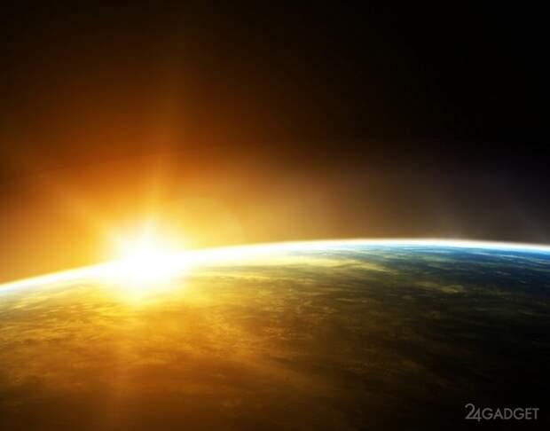 Как выглядят закаты Солнца на других планетах. Теперь мы можем это увидеть!