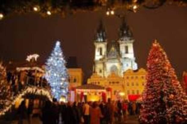 Десять городов Европы, куда стоит поехать за рождественским настроением