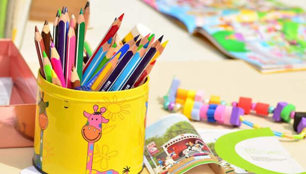 Детские сады Подмосковья примут на следующей неделе около 200 тысяч воспитанников