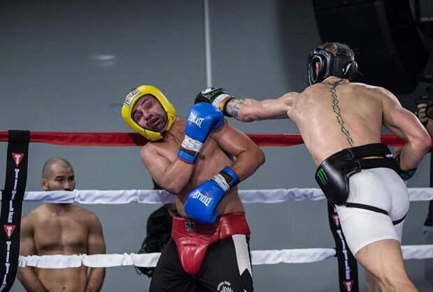 Похождения одного молодого пенсионера: Конор Макгрегор возвращается в спорт со скандалом