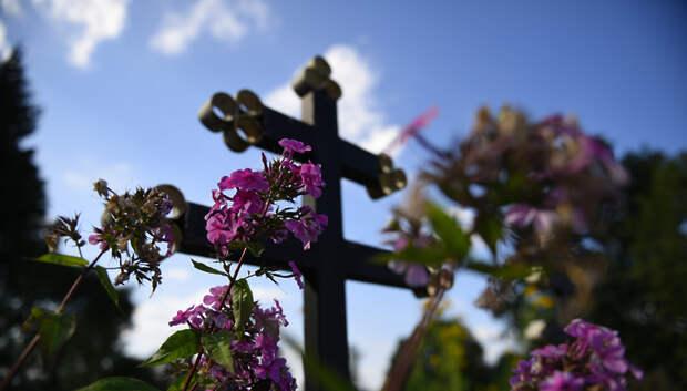 Собираться группами на кладбищах Подмосковья запрещено