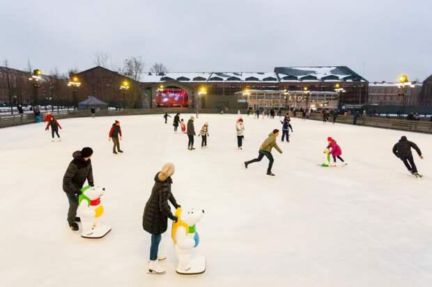 Новая Голландия готова к зимним развлечениям