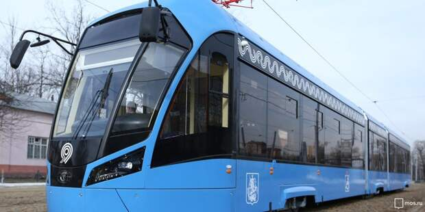 Трамваи №28 и 31 ходят реже из-за ремонтных работ на путях