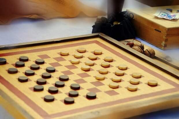 Три дошкольника из Бескудникова прошли в межрайонный турнир по шашкам