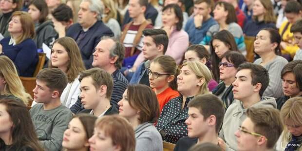 Министр финансов РФ прочитал лекцию студентам Финансового университета