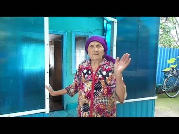 Бабушка Люба передает привет. Мальва (просвирник) от разных болезней.