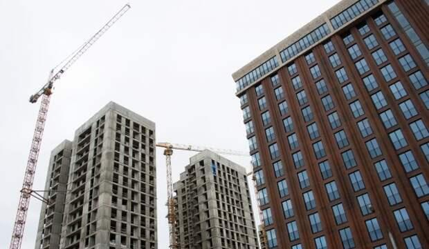 Четыре корпуса на тысячу квартир построят в ЖК «Волжский парк» в районе Текстильщики
