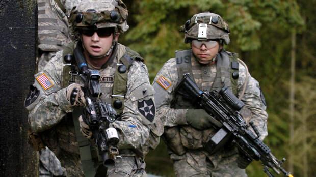 Баранец: «непобедимая армия США» превратилась в инвалида