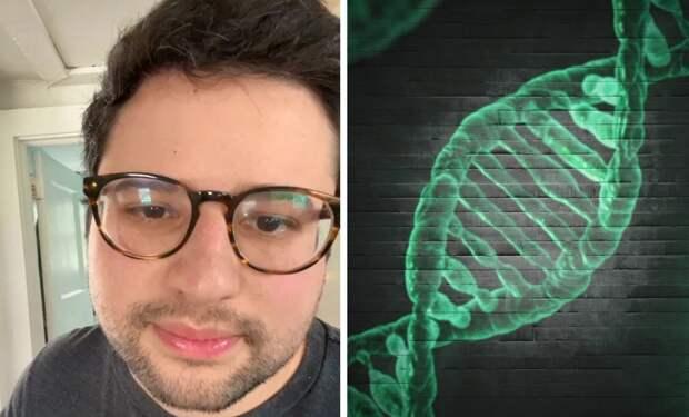 Парень сделал тест ДНК и понял: он не единственный ребенок в семье