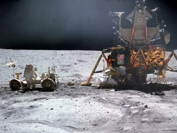 Китайцы считают посадку американцев на Луну в прошлом веке – ложью, так ли это на самом деле
