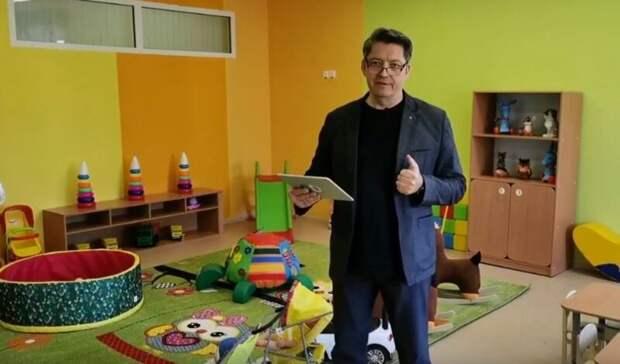 Новый детский сад на улице Берша в Ижевске заработает в июне