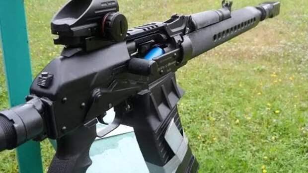 Вепрь-12 «Молот» — одно из лучших гладкоствольных автоматических ружей для самообороны