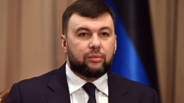 СМИ Украины: Пушилин готовит обращение к Путину с просьбой присоединить ДНР к РФ