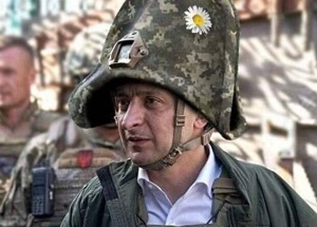 Владимир Олейник: Конфликт в Донбассе выгоден Зеленскому