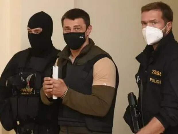 Суд в Чехии взял под стражу гражданина РФ Александра Франчетти