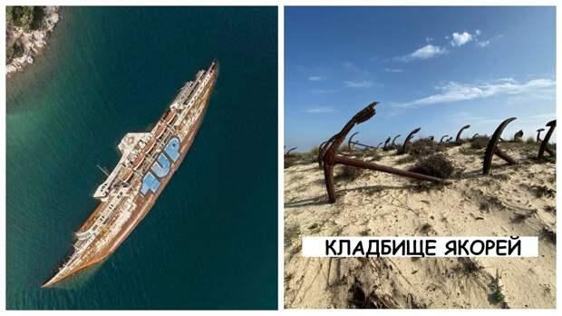 От советских аэропортов до круизных лайнеров: 13 фото заброшенных мест