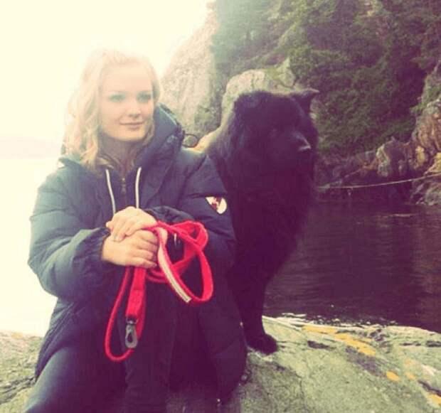 Девушка подобрала беспризорного щеночка, не подозревая, чем ей это обернется
