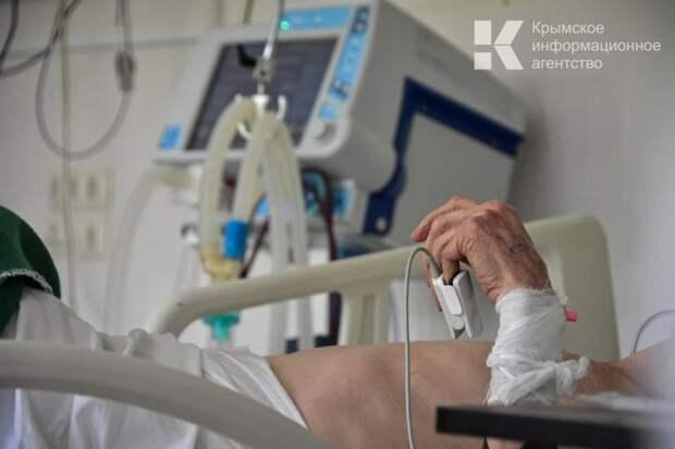 В Крыму растет количество заболевших ковидом