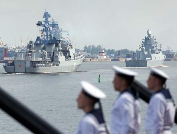 ВМФ России получит около 40 новых кораблей и судов