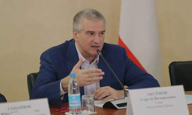 Аксенов написал Мишустину о коронакризисе