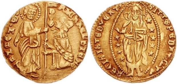 Всемирная история денег в 9 монетах