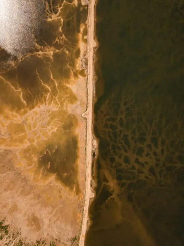 Смертельно красивые места России: 10 фото Александра Сухарева сквадрокоптера