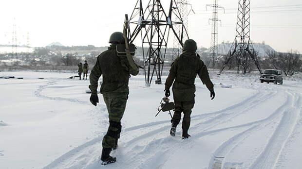 Трамп и Порошенко договорились о полном прекращении боев в Донбассе