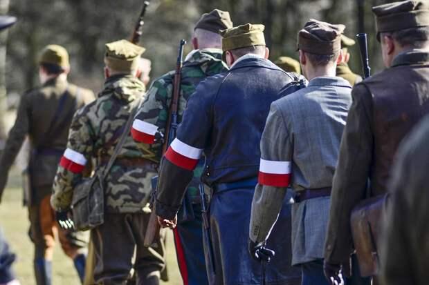 Польша отразила три атаки РФ, русские так и не пришли