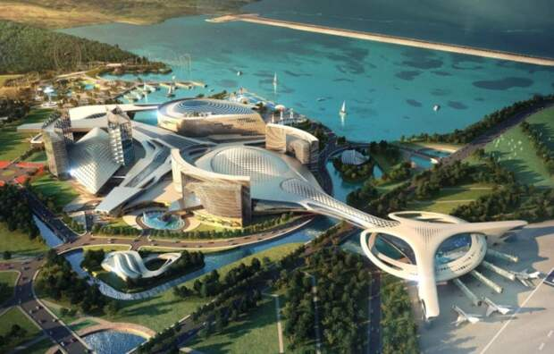 Incheon International Airport - самый чистый аэропорт в мире.