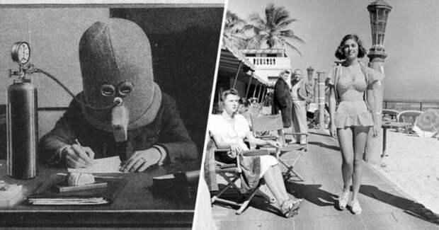 Удивительные исторические снимки, которые вы еще точно не видели (19 фото)