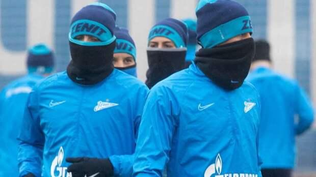 «Зенит» начинает тренировки в Санкт-Петербурге. Пять дней до первого официального матча