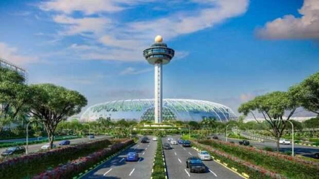 Changi Airport - лучший аэропорт мира.